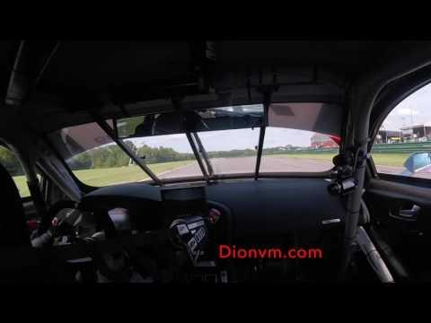 VIR Pole Lap - von Moltke in Audi R8 LMS