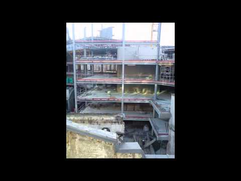 Timelapse construction du 52 avenue Hoche