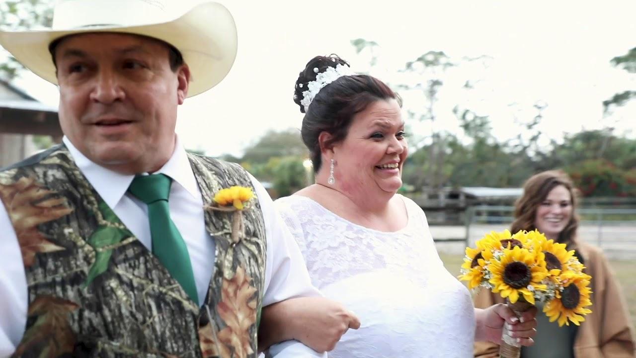 Bob & Dana Blair Wedding at LaPorte Farms
