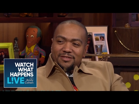 Timbaland On Britney Spears As Inspiration For Timberlake's Cry Me A River | WWHL
