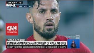 Download Video Kemenangan Perdana Indonesia di Piala AFF 2018 MP3 3GP MP4