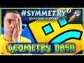 Παιχνίδι με Youtubers! Symmetry + Geometry Dash