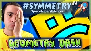 Παιχνίδι με Youtubers! (Symmetry + Geometry Dash)