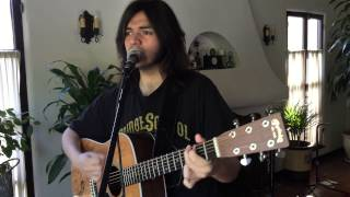 Don't Be Shy by Cat Stevens, cover by Nick Guzman