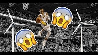 NBA Best Windmill Dunks Of ALL TIME!