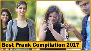 Best Pranks Of 2017 | Prank In India | The HunGama Films