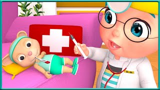 I'm A Little Doctor   Pretend Play Song   Doctor Song+ More Nursery Rhymes - Viola Kids Original
