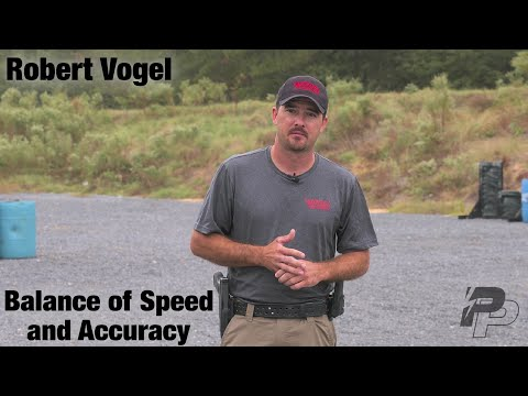 Robert Vogel on the Balance of Speed and Accuracy