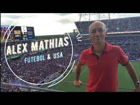 Canal Alex Mathias - Futebol & USA