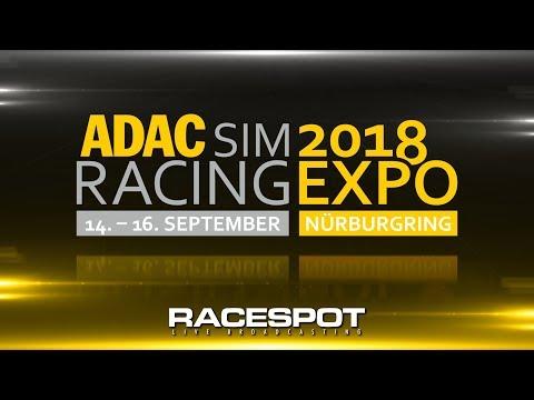 ADAC SimRacing Expo 2018 - Day 1 Ft. Porsche SimRacing Trophy