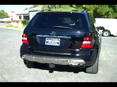 2008 mercedes benz m class m350 h00183 youtube for Mercedes benz m350