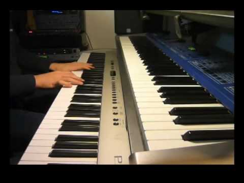 Local Hero - Wild Theme on piano