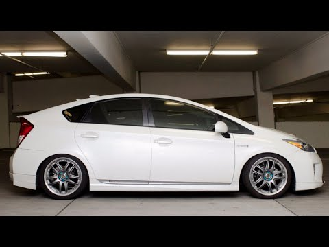 Modified Toyota Prius One Take Youtube