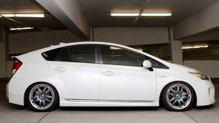 Modified Toyota Prius -  One Take