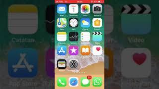 Trik internet gratis Di Iphone 2017