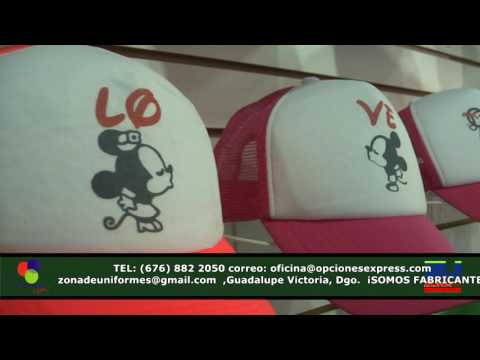 SPOT OPCIONES EXPRESS, GUADALUPE VICTORIA