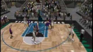 NBA Inside Drive 2004- requested vid