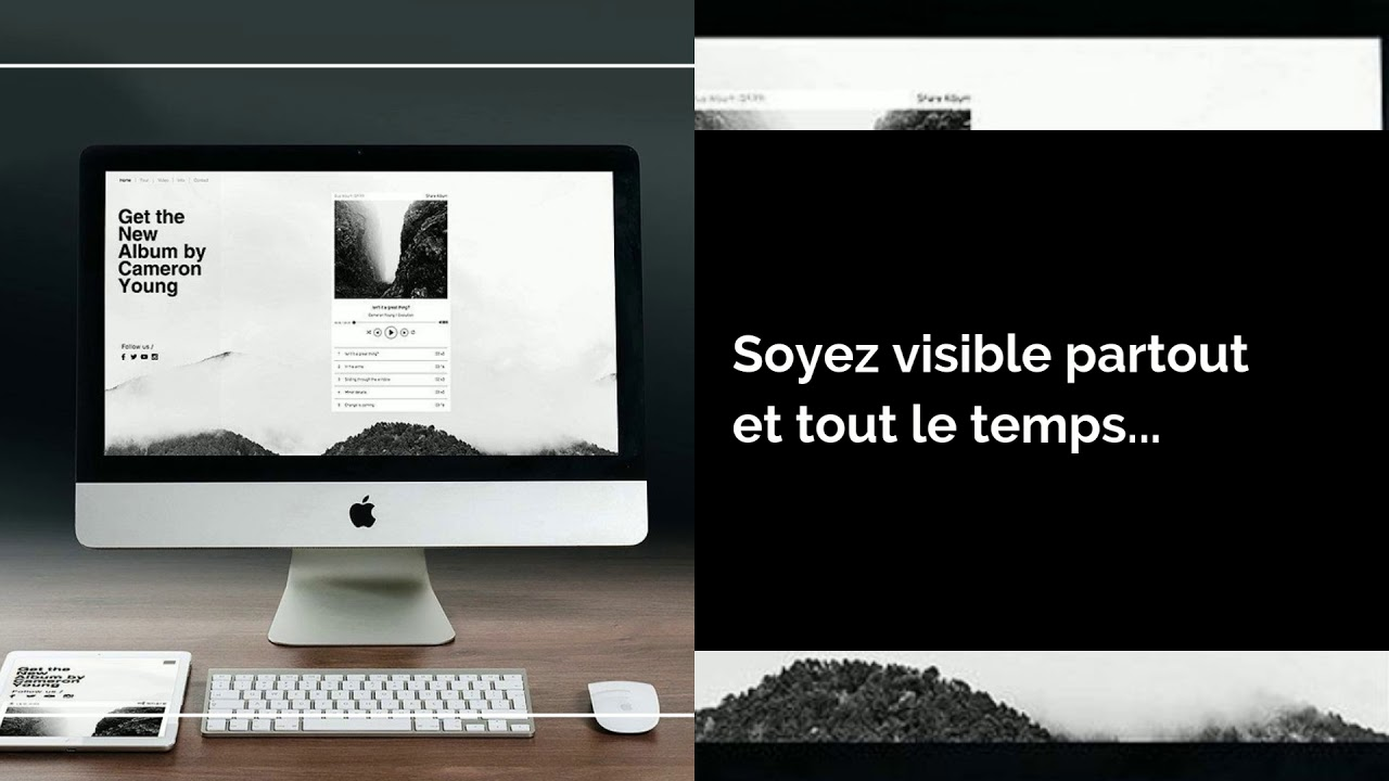 Site web acheté = Version mobile offerte | Promo | CODE GRAPHIC
