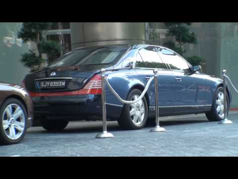 Cars of Singapore (HD)