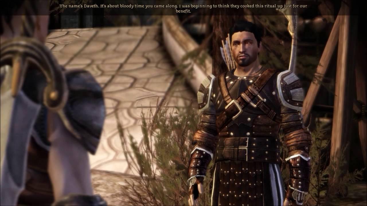 Let's Play Dragon Age: Origins (male Dalish warrior) EP 4