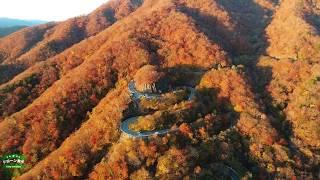 「日光 いろは坂!」ドローン 空撮 絶景 【栃木県 紅葉】4k drone footage japan