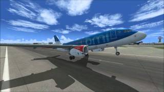 Project Airbus A319 FS2004
