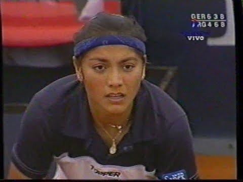 Argentina derrota a Alemania Fed Cup 2001