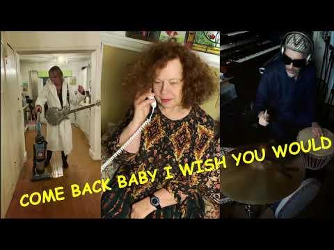 I wish you would. Matt Backer featuring Sarah Jane Morris