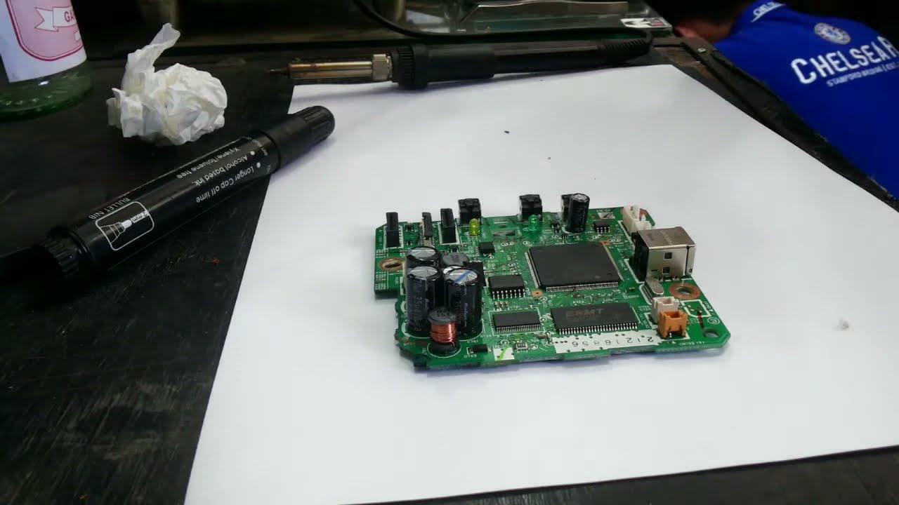 Aifa Service Cara Ganti Ic Reset Printer Canon Ip2770 Eror 5b00