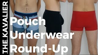"""Pouch"" Underwear Roundup - MyPackage, Saxx, Stance, Sheath, Obviously, 2UNDR and more"
