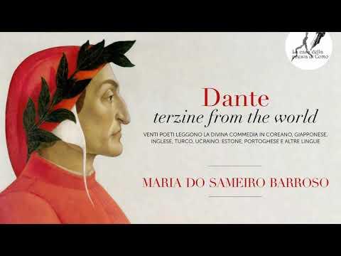 Maria do Sameiro Barroso | Canto I, Paradiso