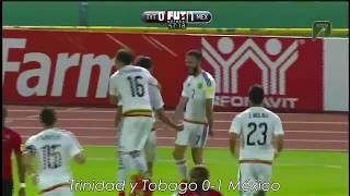 Todos los Goles del Hexagonal Final de la CONCACAF Rumbo a Rusia 2018 (Ida)