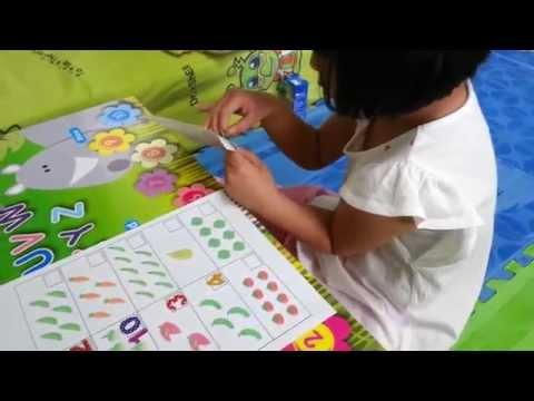 สื่อการสอนปฐมวัย:: เรียนรู้จำนวนตัวเลข 1-10 เด็กปฐมวัย อนุบาล