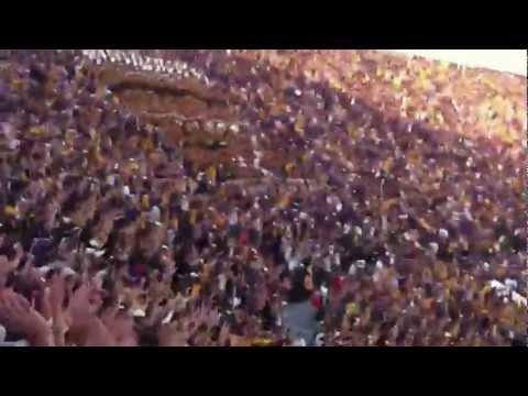 (EXPLICIT!) LSU Student Section Sing