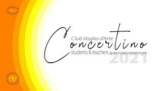 CONCERTINO (2021) -Teacher & Students by Club Voglia d'Arte