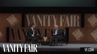 Elon Musk Speaks About Tesla and SpaceX at Vanity Fair's New Establishment Summit