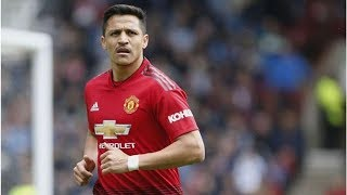Alexis Sanchez furious with Man Utd team-mate after bust-up in training- transfer news today