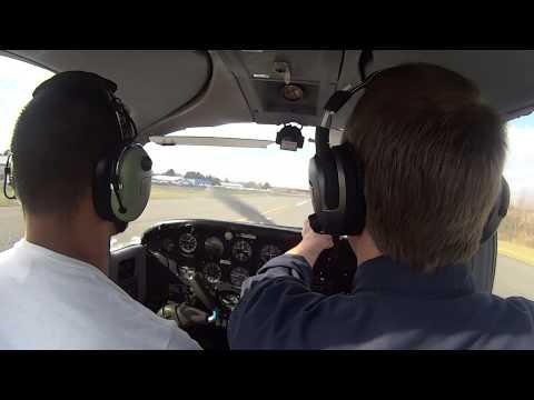 Luis Vazquez Robertson Airport (K4B8) to Hartford-Brainard Airport (KHFD) PA-38 Piper Tomahawk