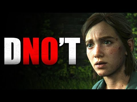 Stop Preordering The Last Of Us 2
