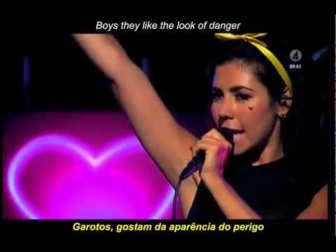 Marina and the Diamonds - How to be A Heartbreaker (Legendas PT/ENG) mp3