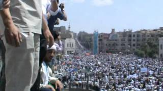 حماة، المدينة السورية التي اشترت أمنها بمال تجارها