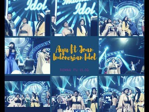 Ayu ft Joan - Come Together  (The Beatles) | Indonesian Idol 2018 | Spekta 6 | Result | Vlog