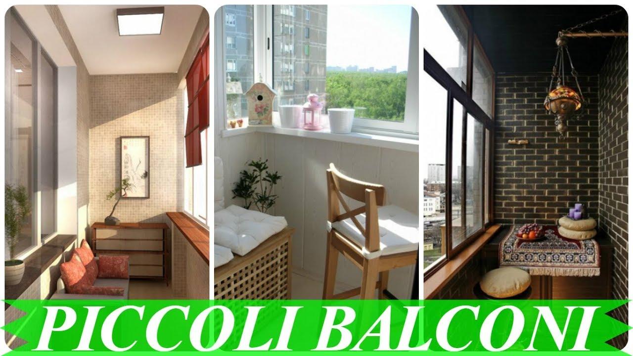 Come arredare il piccoli balcone di casa youtube for Arredare balconi piccoli
