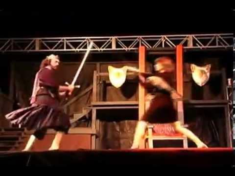 Macbeth (2009) Young Siward Fight