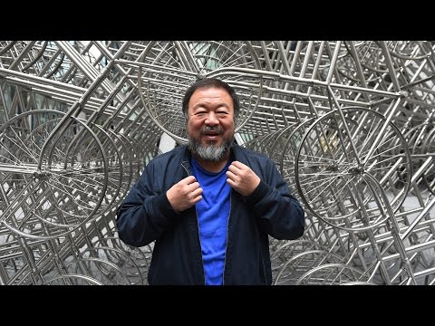 Ai Weiwei Fights Government Corruption With Provocative Art