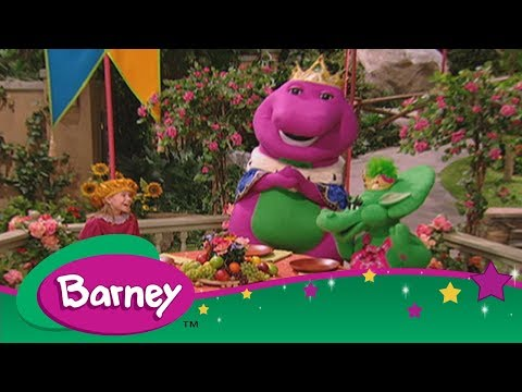 Barney - The Princess and The Frog (Full Episode)