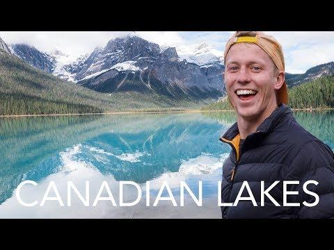 THE AMAZING EMERALD LAKE, YOHO NATIONAL PARK | VLOG 39