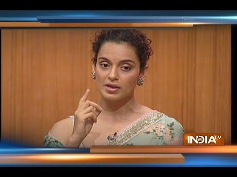 Even if I get an Oscar, I won't go into award function, says Kangana Ranaut in Aap Ki Adalat