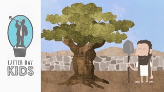 Allegory of the Olive Tree | Animated Scripture Lesson for Kids