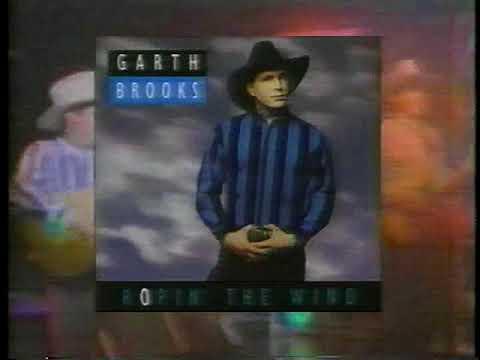 1992 - Ad for Garth Brooks